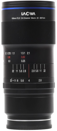 Second Chance Venus LAOWA 100mm f/2.8 2x Ultra-Macro APO Lens Nikon AI Main Image