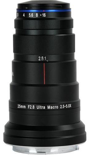 Venus LAOWA 25mm f/2.8 2.5-5x Ultra-Macro Lens Nikon Z Main Image