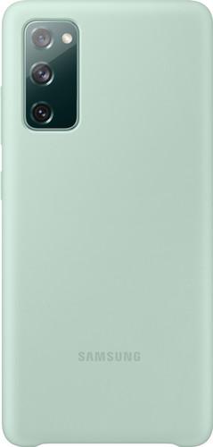 Samsung Galaxy S20 FE Siliconen Back Cover Groen Main Image