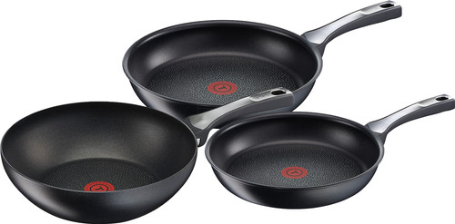 Tefal Expertise Cookware set 3-piece Main Image