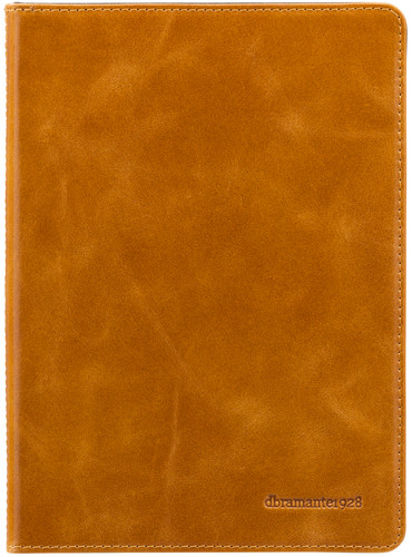 Dbramante1928 Copenhagen Apple iPad Pro 12.9 inch (2020) Book Case Bruin Main Image