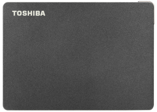 "Toshiba Canvio Gaming 2.5"" 4TB Black Main Image"