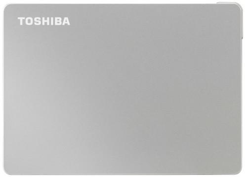"""Toshiba Canvio Flex 2.5"""" 4TB Silver Main Image"""