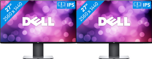 2x Dell UltraSharp U2719D Main Image