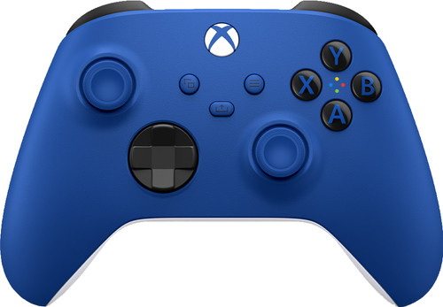 Xbox Series X en S Wireless Controller Blauw Main Image