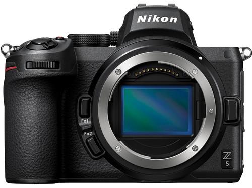 Nikon Z5 Body Main Image