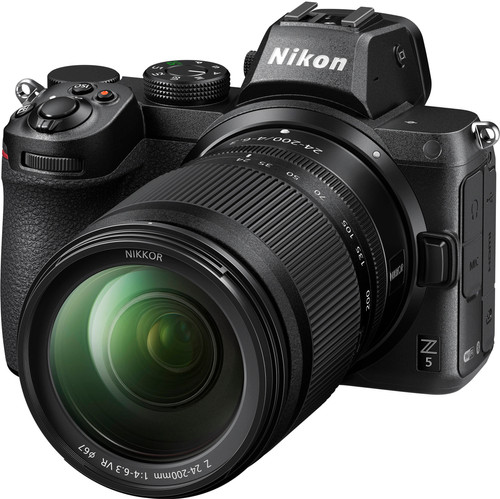 Nikon Z5 + Nikkor Z 24-200mm f/4-6.3 VR Main Image