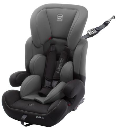 Babyauto Zarauz Con Fix Grey Main Image