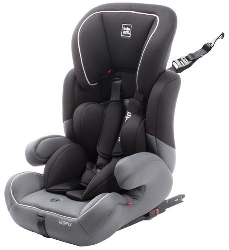 Baby Car Zarauz Con Fix Black Main Image