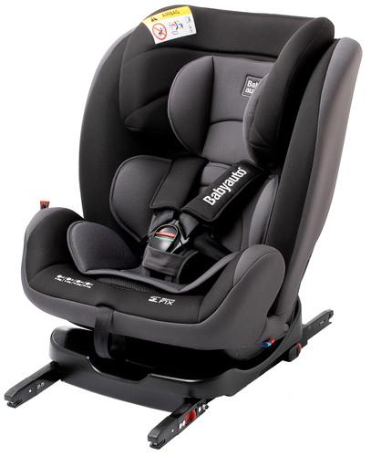 Baby Car Dupla Black Main Image