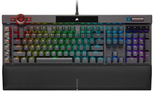 Corsair K100 RGB Cherry MX Speed Mechanisch Gaming Toetsenbord Main Image