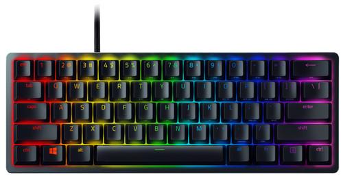 Razer Huntsman Mini Gaming Toetsenbord (Optisch Paars) Zwart QWERTY Main Image