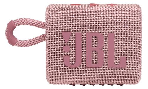 JBL GO 3 Pink Main Image