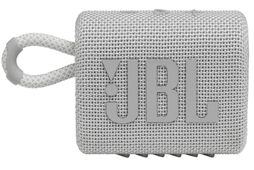 JBL GO 3 White Main Image