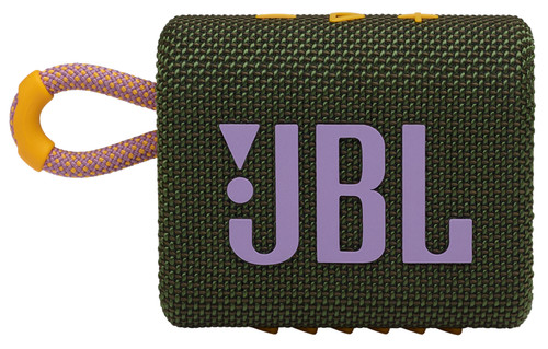 JBL GO 3 Groen Main Image