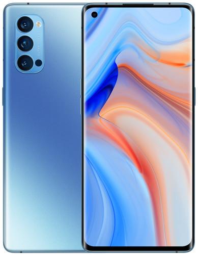 Oppo Reno4 Pro 256GB Blue 5G Main Image