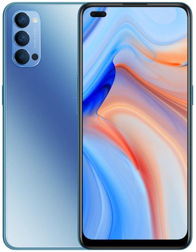 OPPO Reno4 128GB Blauw 5G Main Image