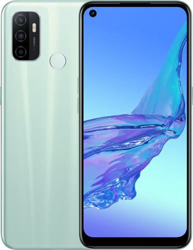 Oppo A53 64GB Green Main Image