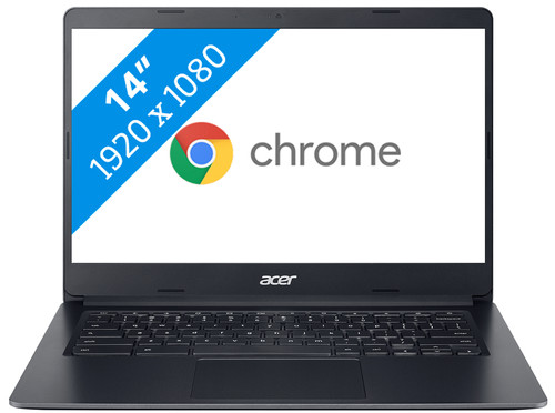 Acer Chromebook 314 C933L-C5XN Main Image