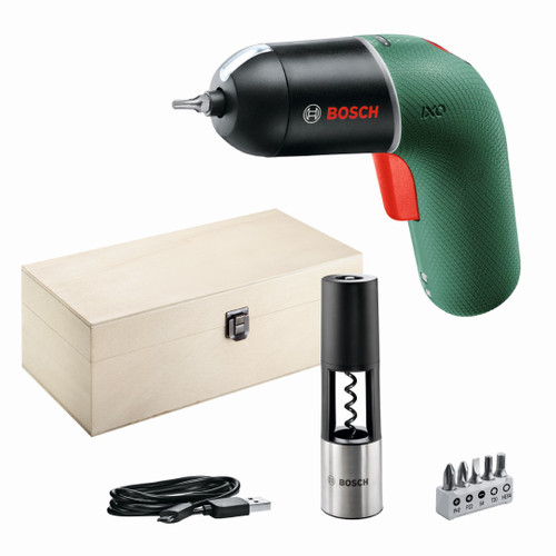 Bosch IXO 6 Vino Set Main Image