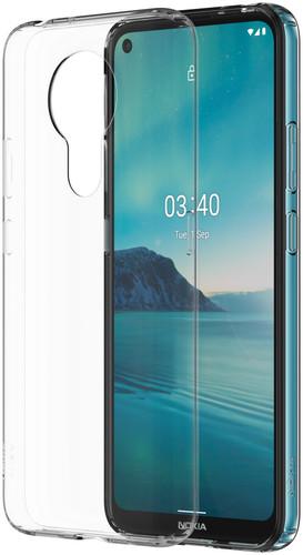 Nokia 3.4 Back Cover Transparant Main Image