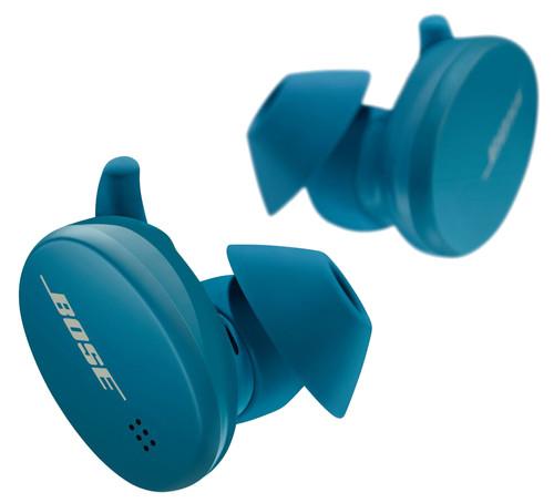 Bose Sport Earbuds Blue Main Image