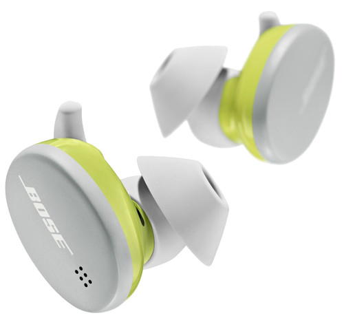 Bose Sport Earbuds White Main Image
