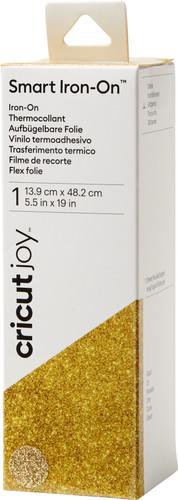 Cricut Joy Smart Iron-on 14x48 Glitter Goud Main Image
