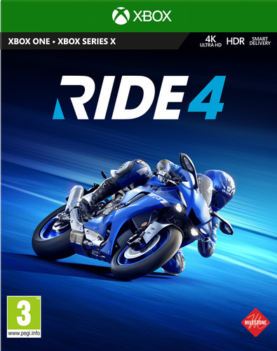RIDE 4 Xbox One Main Image