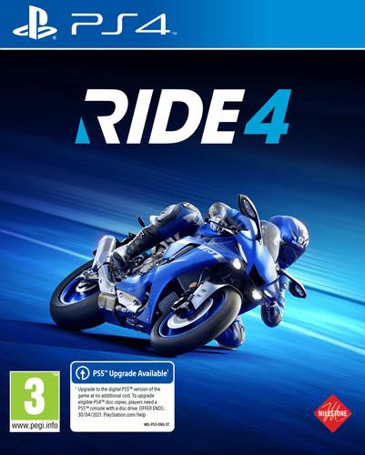 RIDE 4 PlayStation 4 Main Image