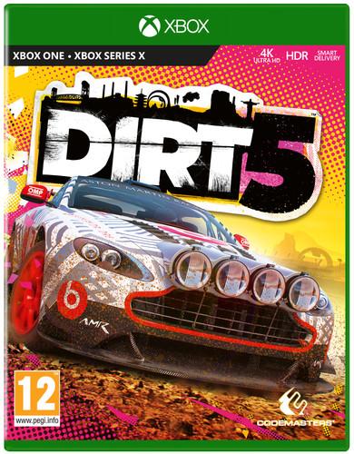 DIRT 5 Xbox One & Xbox Series X Main Image