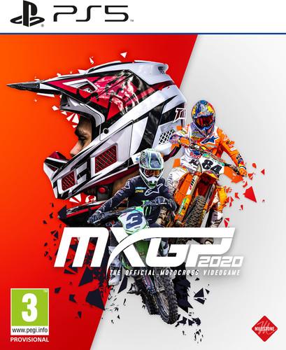 MXGP 2020 PS5 Main Image