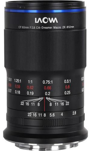 Venus LAOWA 65mm f/2.8 2x Ultra-Macro APO Lens Fujifilm X-mount Main Image