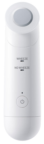 Omron WheezeScan Main Image