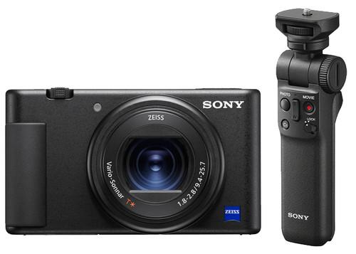 Sony ZV-1 + GP-VPT2BT Grip Main Image