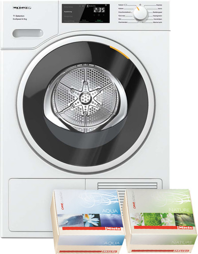 Miele TSF 643 WP EcoSpeed + extra fragrance flacon Main Image