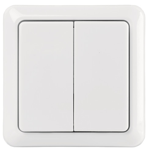 KlikAanKlikUit Draadloze Wandschakelaar AWST-8802 Main Image