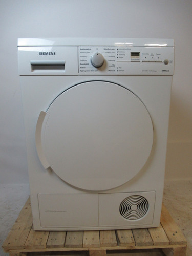 Siemens WT44361NL Refurbished Main Image