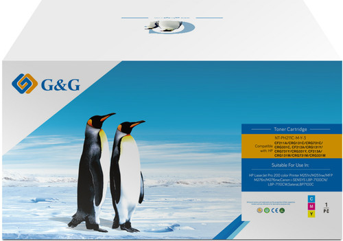G&G 131A Toners Combo Pack Main Image