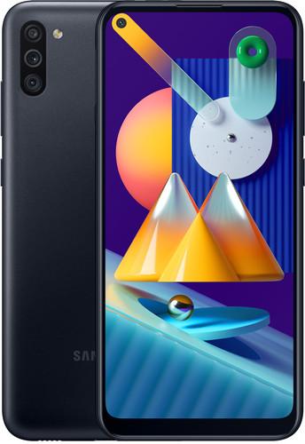 Samsung Galaxy M11 32GB Zwart Main Image