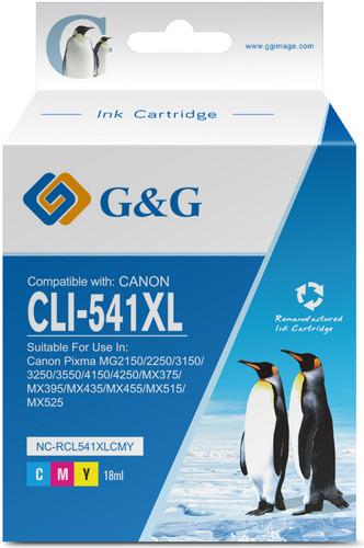 G&G CL-541XL Cartridge Color Main Image
