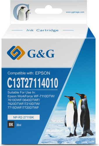 G&G 27XL Cartridge Zwar Main Image