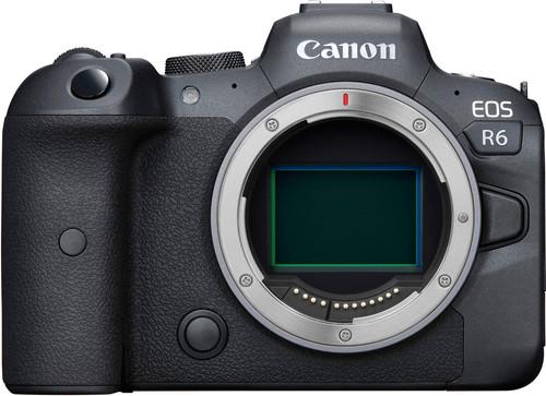 Canon EOS R6 Body Main Image