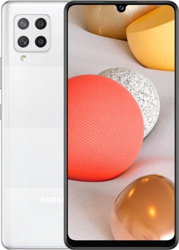 Samsung Galaxy A42 128GB Wit 5G Main Image