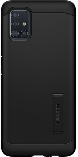 Spigen Tough Armor Samsung Galaxy A51 Back Cover Black Main Image