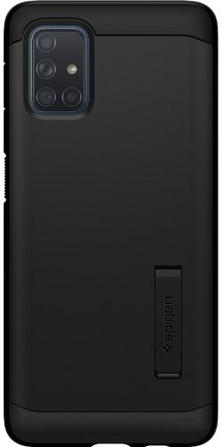 Spigen Tough Armor Samsung Galaxy A71 Back Cover Zwart Main Image