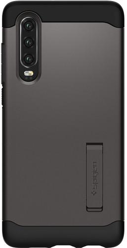 Spigen Slim Armor Huawei P30 Lite Back Cover Grijs Main Image