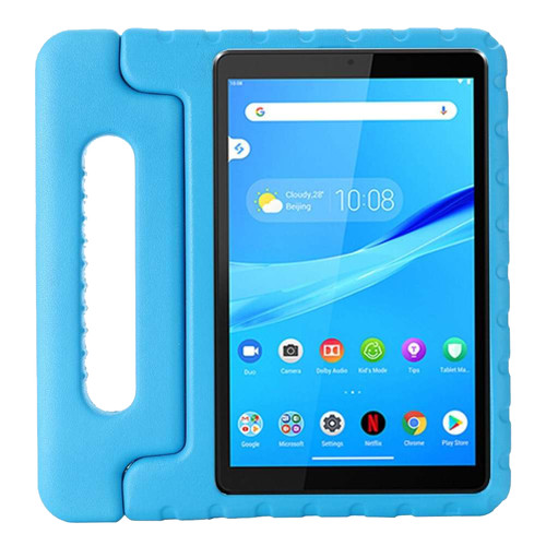Just in Case Lenovo Tab M8 FHD Kids Cover Classic Blauw Main Image