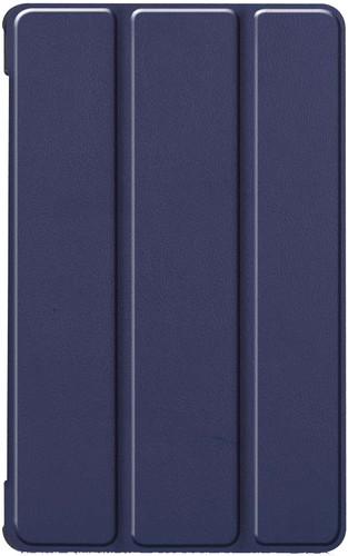 Just in Case Smart Tri-Fold Lenovo Tab M8 FHD Book Case Blauw Main Image