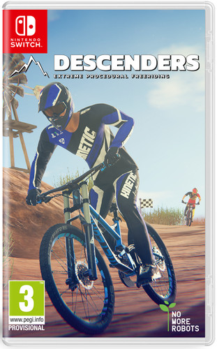 Descenders Nintendo Switch Main Image
